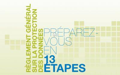 Ressources et documentation RGPD