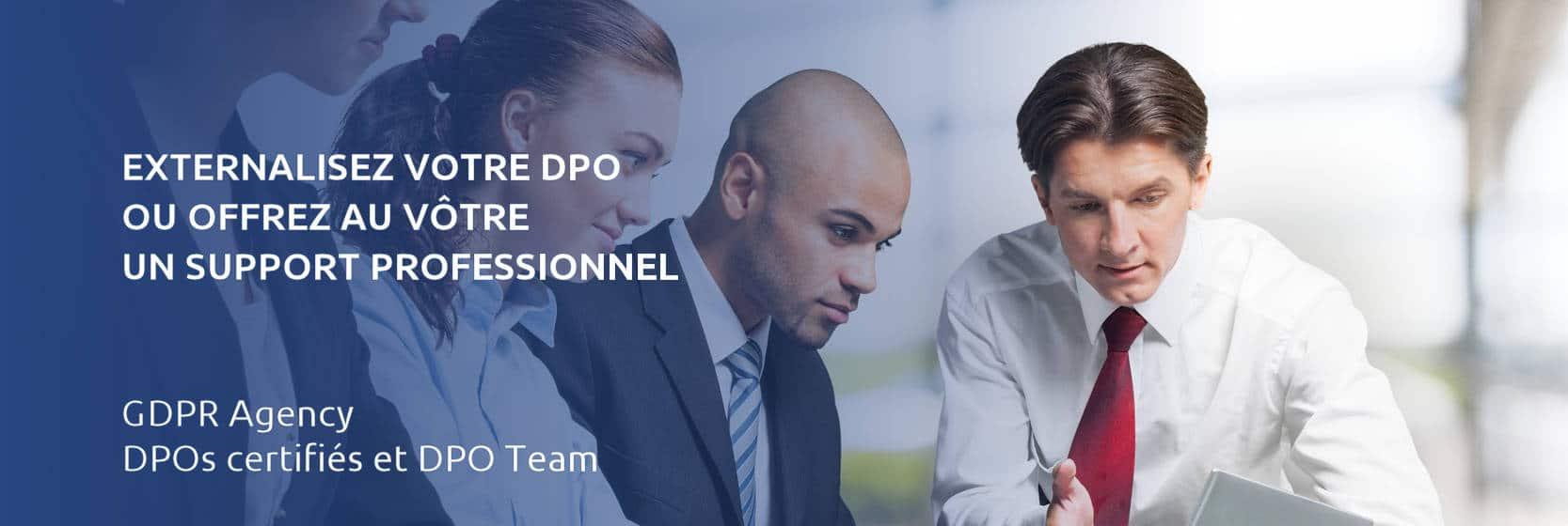 Externalisez votre DPO certifié (DPOaaS) chez GDPR Agency
