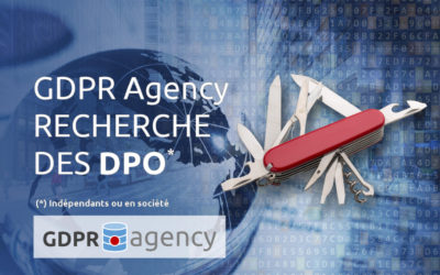 GDPR Agency recherche des DPO