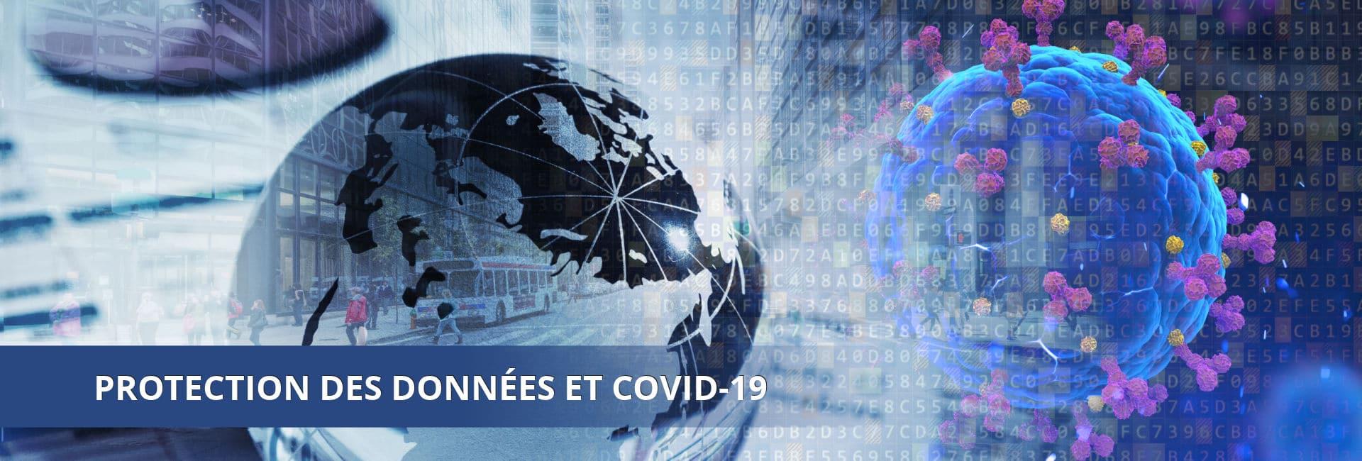 Protection des Données et COVID-19